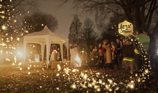 Kerst in Stappen is een evenement voor alle Ambachters.