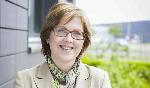 """Fractievoorzitter Caroline Blom: """"Het raadswerk geeft me veel energie!"""" FOTO: Caroline Blom"""