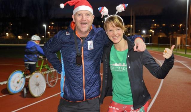 Foute Kersttrui Rotterdam.Crazy Christmas Charity Run Hardlopen In Foute Kersttruien Of Gekke