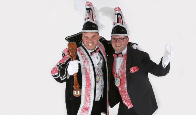 Wilbert en Bertus zwaaien zaterdag uit en dan wordt het nieuwe span verwelkomd.