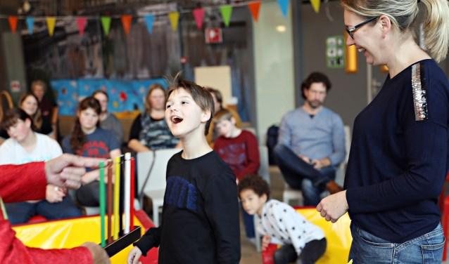Onlangs vierde Gors het tienjarig bestaan van de thuisbegeleiding voor jongeren. FOTO: GORS