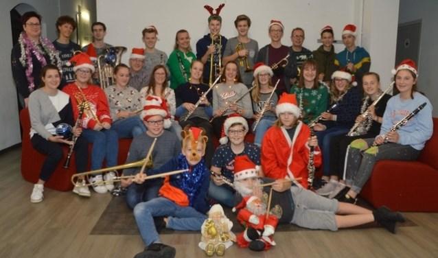 Het KleinOrkest brengt zondag een hip kerstspel in Martinuskerk in Halsteren.