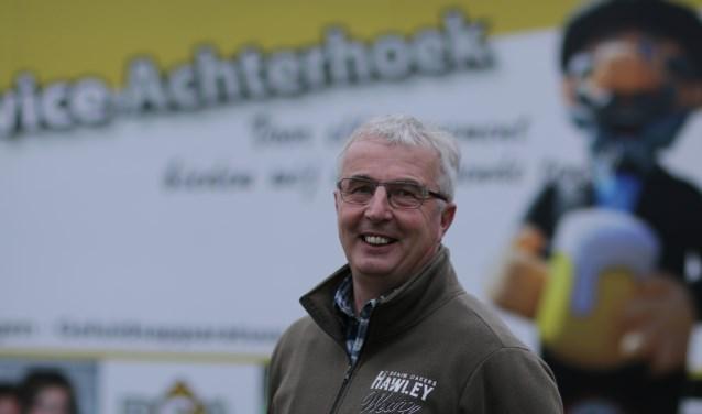 """Jan: """"We werken in de Achterhoek samen met lokale bedrijven. Waarom van ver halen wat dichtbij goed is?"""" (foto: Feikje Breimer)"""