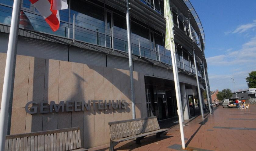 Het gemeentehuis in Boxmeer. Foto ter illustratie. (foto: Tom Oosthout)