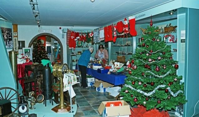 De Kerstmarkt in de Oudheidskamer is altijd een gezellig en knus gebeuren (Foto: PR)