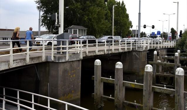 De Haastrechtsebrug wordt op afstand bediend vanaf de Steve Bikobrug. Foto: Marianka Peters