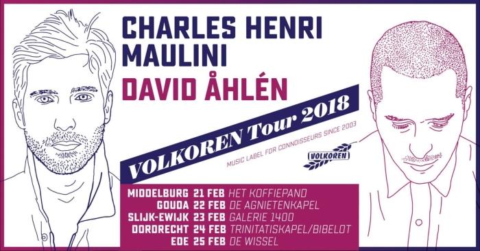 affiche Volkoren Tour 2018