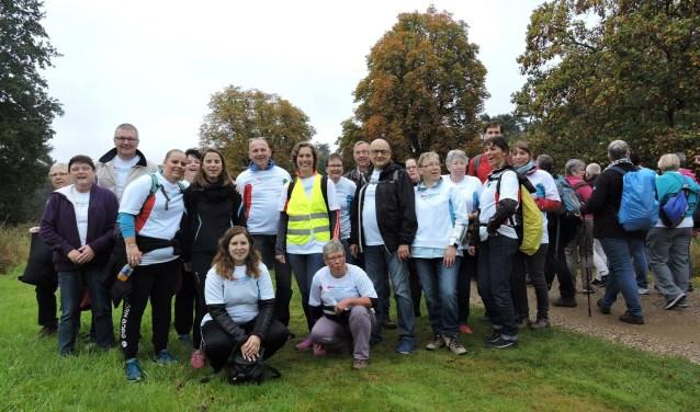 Sinds 2015 organiseren lokale zorgprofessionals door het hele land een lokale wandel challenge om de mensen te helpen bij het regie nemen over hun gezondheid.