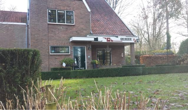Villa De Berk aan de Hullenberglaan.