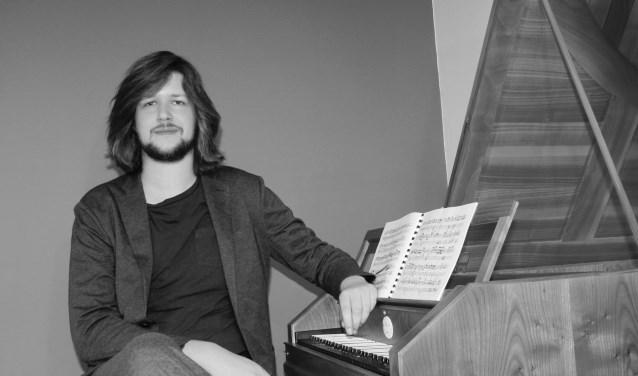 Tom Bouwman fortepianist
