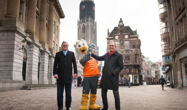 CEV bezoek Utrecht.