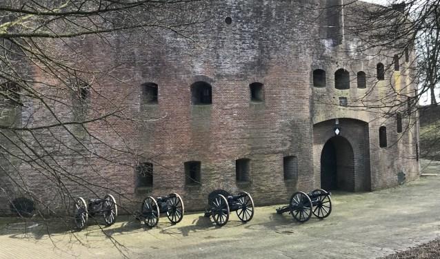 Foto uit decollectie Stichting Historie Koninklijke Nederlandse Veldartillerie.