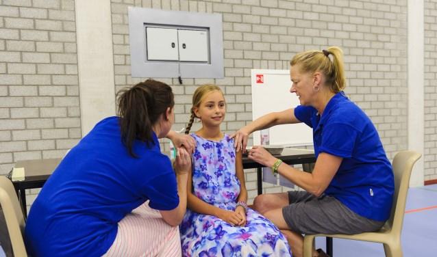 Rivas Zorggroep verzorgt in maart weer vaccinaties. (foto: pr)
