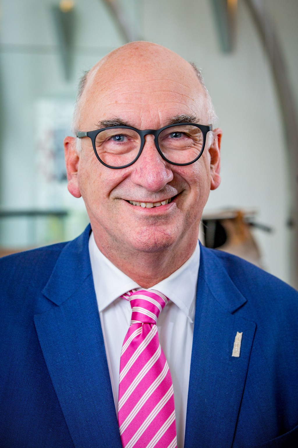 Albert van den Bosch is enthousiast ambassadeur van de Matthäus Foto: Gemeente Zaltbommel/Stichting Matthäus © Persgroep