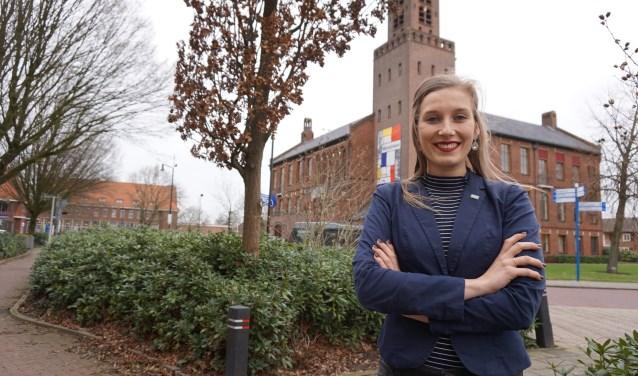"""D66-lijsttrekker Loes ten Dolle: """"Als het de regio sterker maakt, is fuseren met buurgemeenten voor ons een optie."""""""