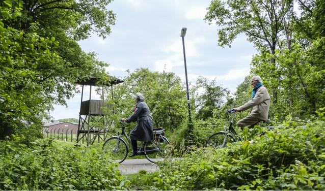 Ook Kamp Vught is onderdeel van de roerige geschiedenis van de Vughtse Heide.