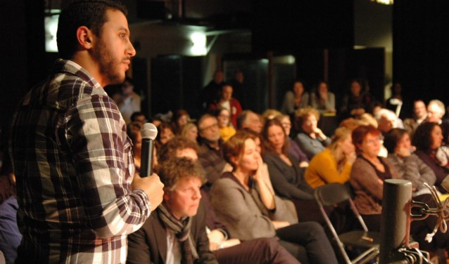 Praat mee tijdens het Podiumgesprek over 'Onveilige overlast' op woensdag 21 februari in het ZIMIHC theater Stefanus in Utrecht.