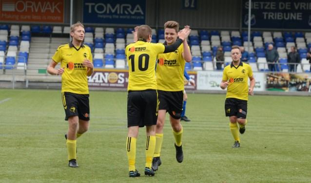 Kan VSCO zaterdag weer juichen tegen FC Horst? De ploegen bleken tot nu toe steeds aan elkaar gewaagd.