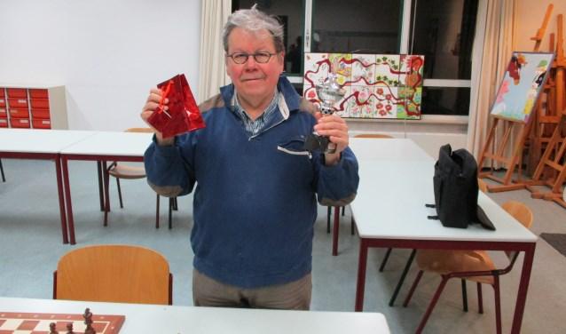 Joost Marcus. (Foto: Dirk Veldhuizen)