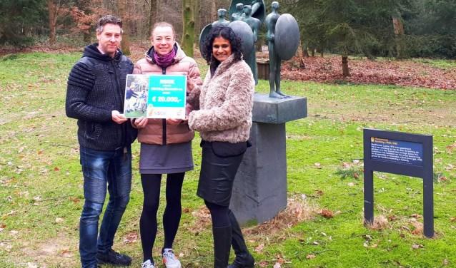 De Stichting Recreatie en Meer in Overloon kreeg 20.000 euro van NSGK. (Foto: eigen foto).