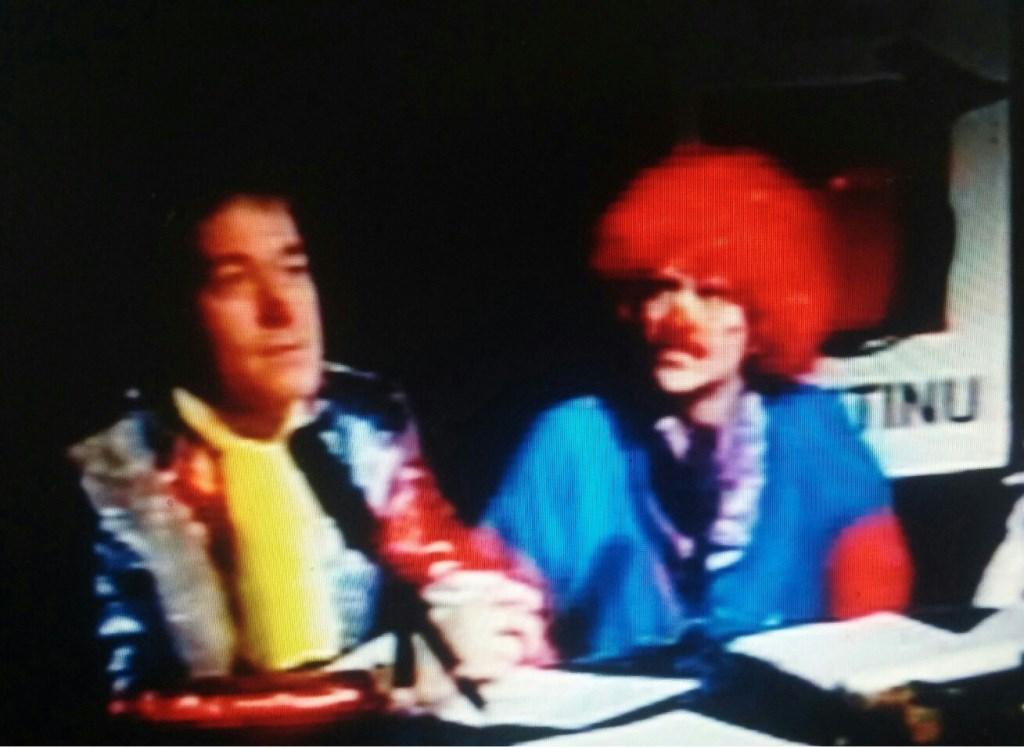 De eerste uitzending vanuit het Turfschip in Breda. Jac Zom stond in 1996 aan de wieg van Baronie TV. Dit was toen nog de Continu Carnavals Marathon.