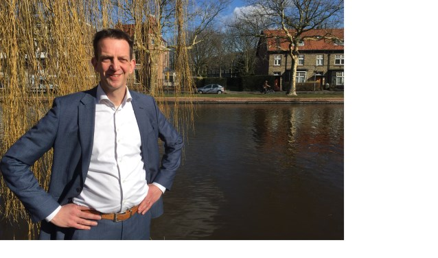 """Frank van Vliet: """"Een wethouder burgerparticipatie kan ideeën van inwoners met elkaar verbinden."""""""