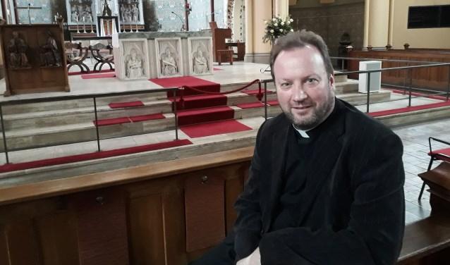 Pastoor Jurgen Jansen, Pancratiuskerk s'-Heerenberg