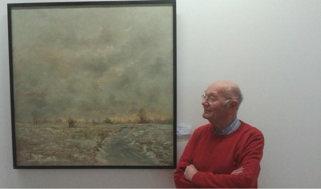 Jan van Munster kijkt met gepaste trots terug op zijn schilderscarrière