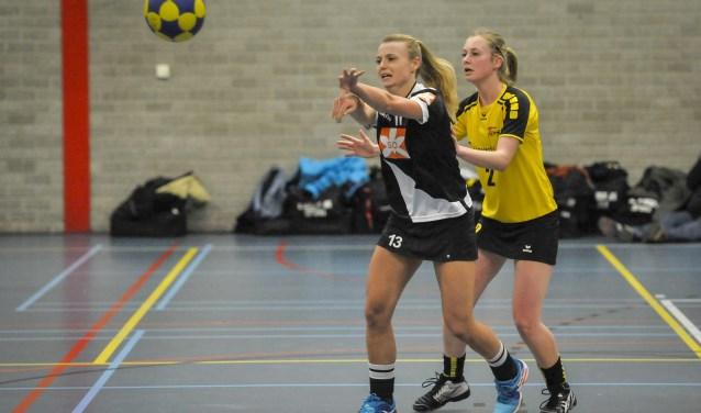 Mandy Biesbroek, via Vitesse naar de top!