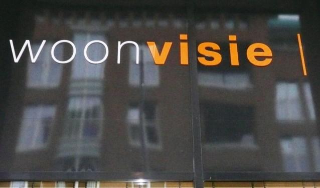 Woonvisie heeft in Ridderkerk ruim 7.000 huurwoningen in bezit. (tekst en foto Geert van Someren)