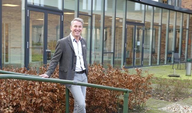 Renze van den Noort is de nieuwe manager zorg en welzijn bij Norschoten.