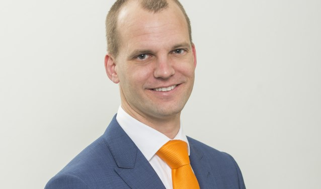 SGP-lijsttrekker Arjan Kosten. (foto: pr)
