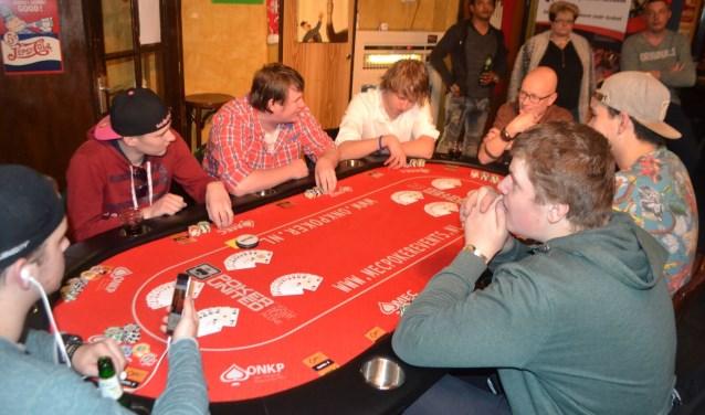 Het Open Nederlands Kampioenschap Poker wordt vrijdag 9 februari gehouden in Café de Buurt in Hengelo.