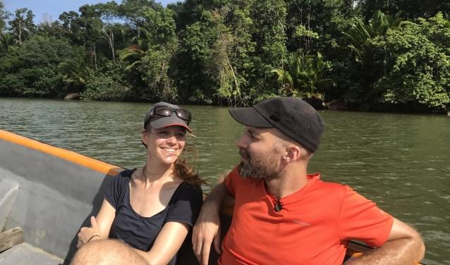 Floris en Jorieke waren een tijdlang als vrijwillige artsen actief in Kikori Hospital en zijn doende met een fundraise project voor de aanschaf van zonnepanelen.