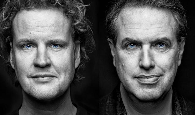 Veldhuis & Kemper staan na een jaar afwezigheid weer samen op de planken. (Foto: Mart Boudestein)