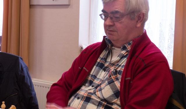 Bert van de Donk in actie. (Foto: Privé)