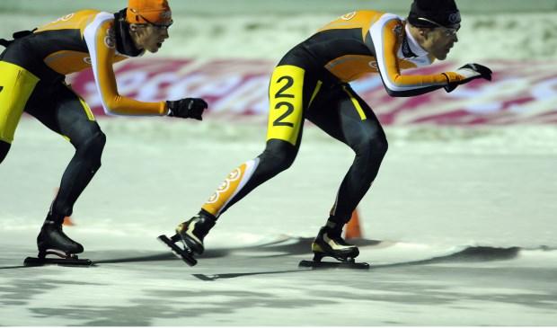 Ook in 2009 werd er een marathon op natuurijs verreden in Haaksbergen.