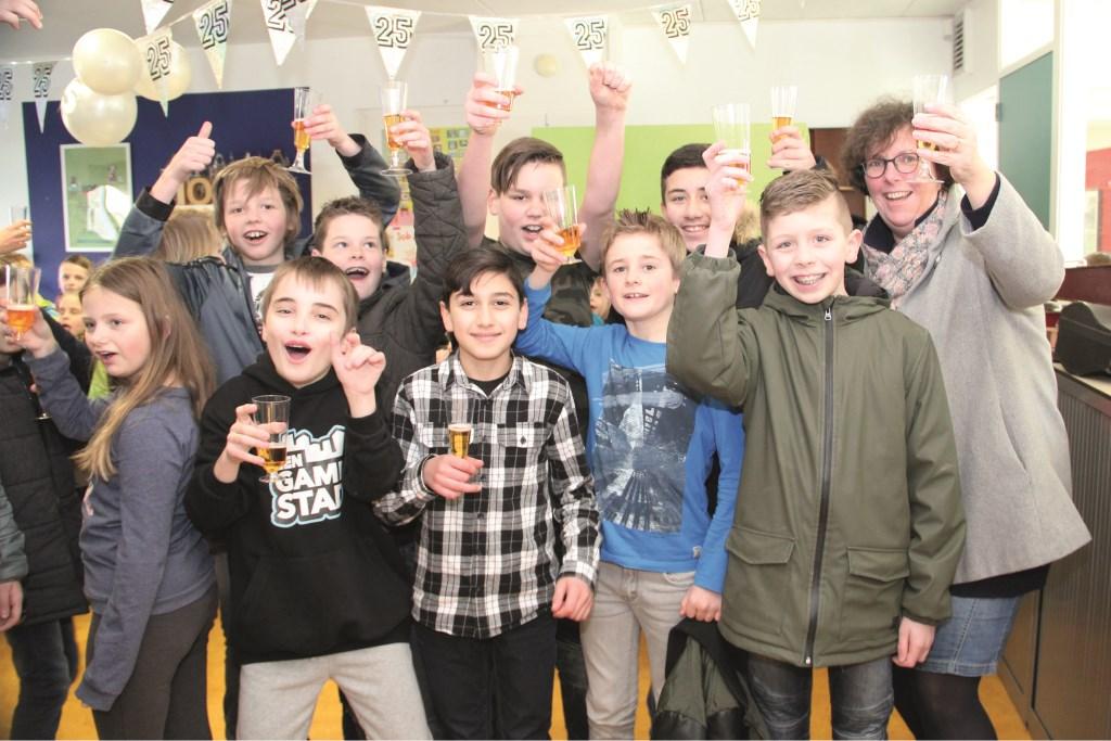 Proosten op de toekomst van openbare basisschool Toermalijn.