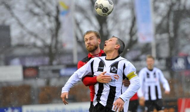 Henri Knol van Enter Vooruit in actie. Foto: Henk Pluimers.