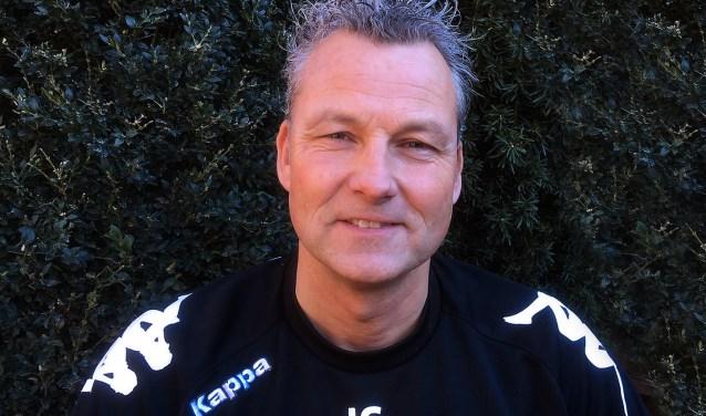 Johan Sturrus kiest voor het zelfstandig trainerschap.