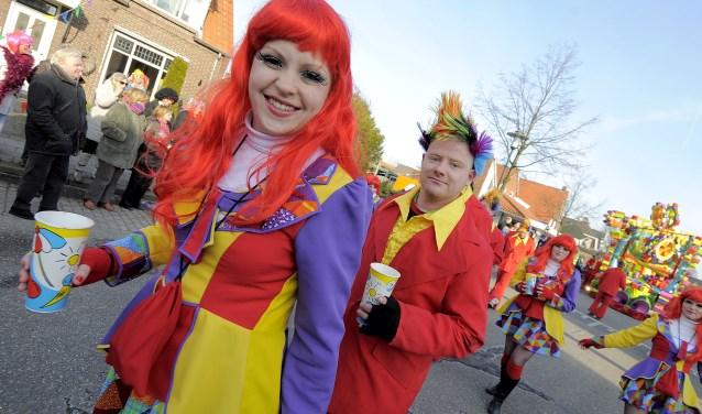 In De Lutte is er komende carnavalsweekend weer van alles te doen zoals de optocht. Foto: Toma Tudor/Tubantia