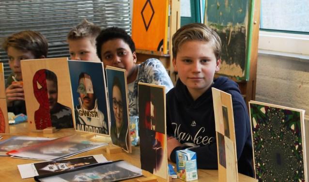 Groep 8 leerlingen van PIT kinderopvang & onderwijs sloten het PreGym op het DevelsteinCollege af met een officieel certificaat.