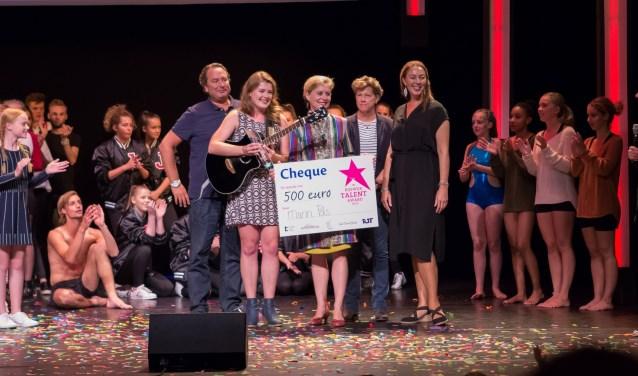 Winnares van vorig jaar, Marin Pols: Ik heb inmiddels meerdere malen in de Rijswijkse Schouwburg gezongen en ook op andere gave locaties muziek mogen maken.