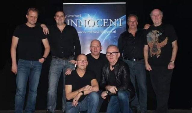 De band Innocent. (Foto: Innocent)