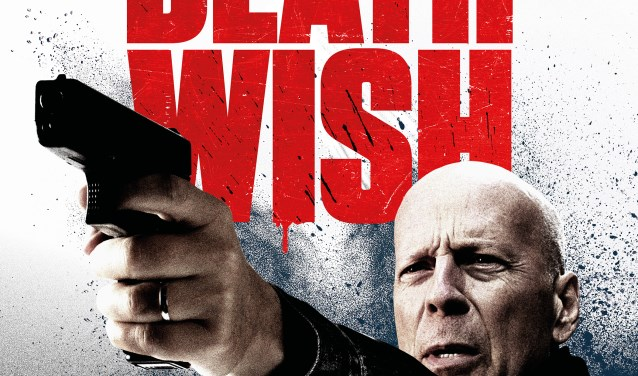 Bruce Willis speelt de hoofdrol in Death Wish.