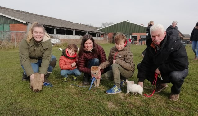 Hondendressuurvereniging De Trouwe Viervoeter zoekt een nieuwe stek in de gemeente Utrechtse Heuvelrug. Verhuurt U een mooie lokatie? Bel dan met Dirk Brouwer met telnr 06-55708840 FOTO: Marcel Bos