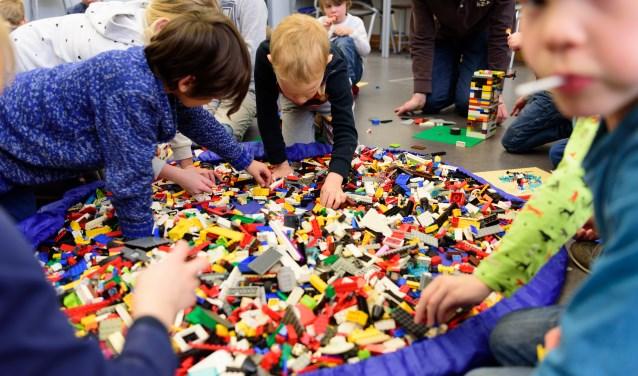 Een heerlijke bouwmiddag voor LEGO-fans!
