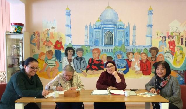 Safina gaat met zijn activiteiten eind april verder in de nieuwe MFA de Valuwe.(foto: eigen foto)