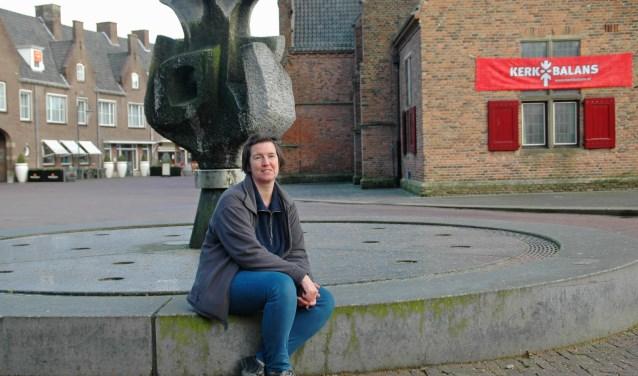 """Hettie van Nes: """"Het werken met mensen is het mooiste dat er is""""."""