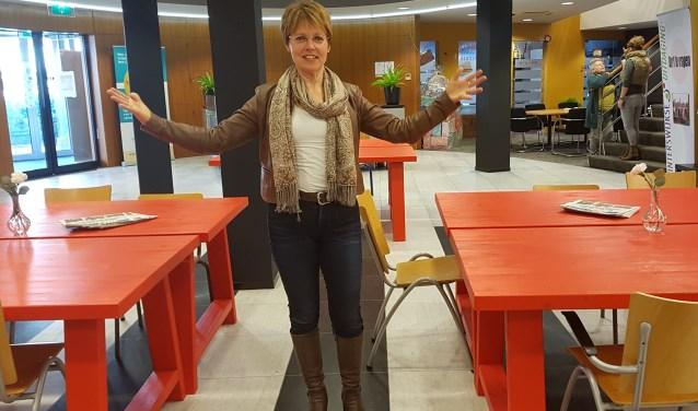 """GroenLinks-lijsttrekker Tineke Zomer: """"In een inclusieve samenleving moet iedereen mee kunnen doen. Iedereen hoort erbij."""""""